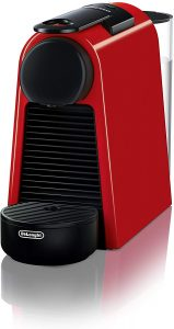 Nespresso by De'Longhi EN85R Essenza Mini Original Espresso Machine by De'Longhi, Red