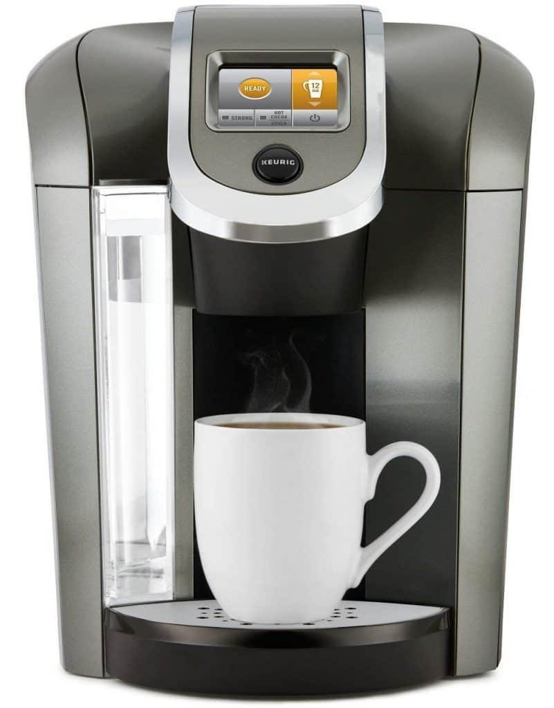 keurig k575 coffee maker review