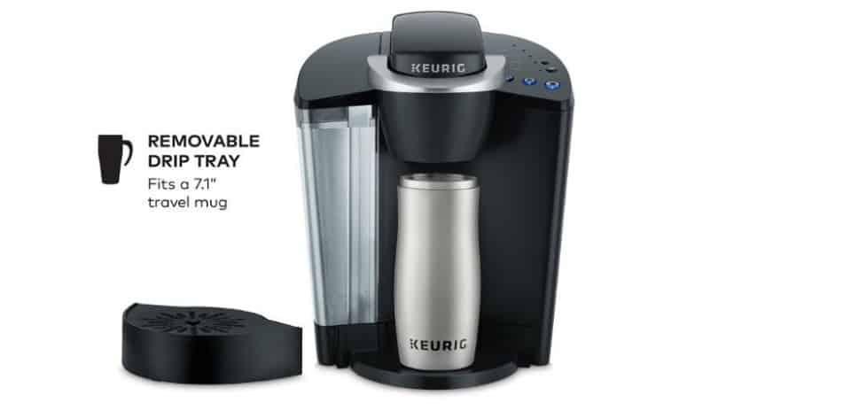 keuring k55 coffee maker honest review