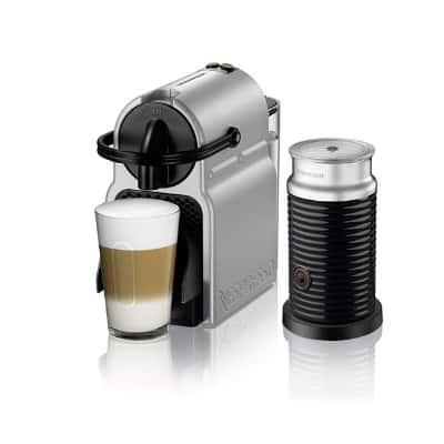 Nespresso Inissia Espresso Machine by De'Longhi Aeroccino