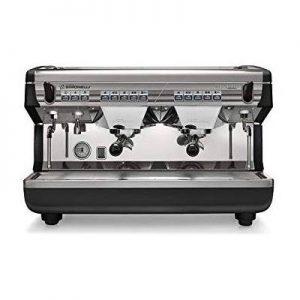Nuova Simonelli Appia II Volumetric 2 Group Espresso Machine MAPPIA5VOL02ND001 with Free Installation, Espresso Starter Kit, and Water Filter System