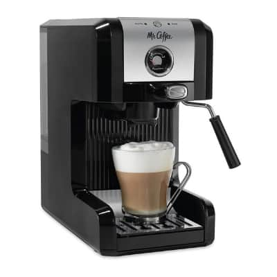 mr. coffee easy espresso maker