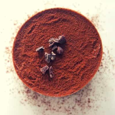 coccoa powder instant coffee add