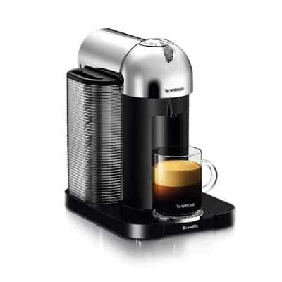 nespresso vertuoline breville machine