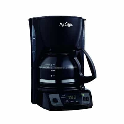 Mr. Coffee Simple Brew 5-Cup Programmable Coffee Maker new