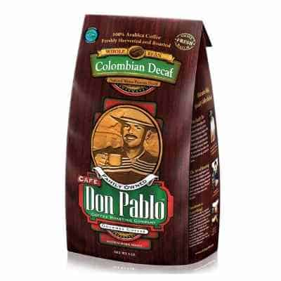 Cafe Don Pablo Gourmet Coffee Quality