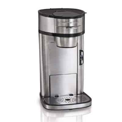 Hamilton Beach The Scoop Single Serve Coffee Maker, Fast Brewing