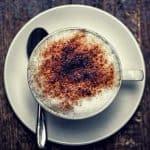 cappuccino vs frappuccino