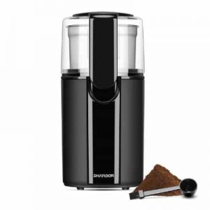 SHARDOR Coffee Grinder Electric, Removable Stainless Steel Bowl