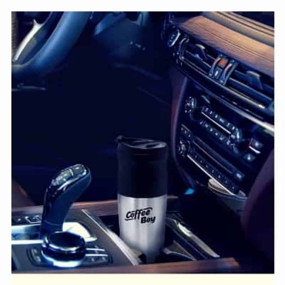 coffee boy car cup holder