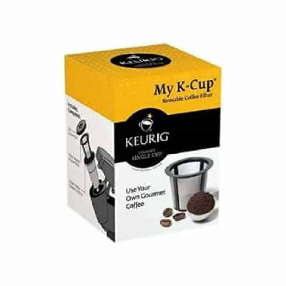my k cup keurig reusable filter