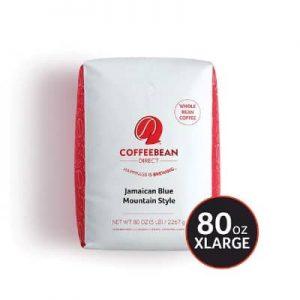 Coffee Bean Direct Jamaican Blue Mountain Style