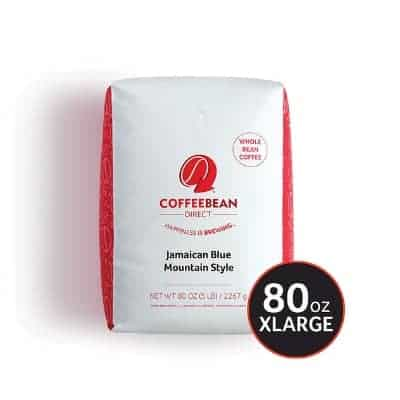 Coffee Bean Direct Jamaican Blue Mountain Style