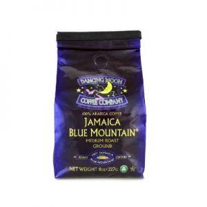 dancing moon 100% board certified genuine blue mountains coffee