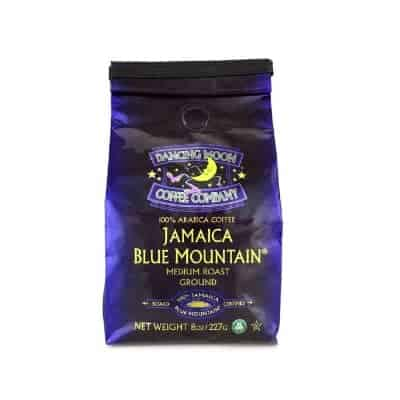 dancing moon 100% board certified genuine blue mountains coffee