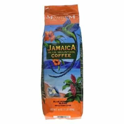 jamaican blue mountain coffee blend