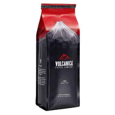 Ethiopian Coffee, Yirgacheffe Region, Whole Bean, Fresh Roasted 16-ounce