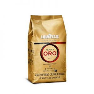 Lavazza Oro Coffee Review packaging