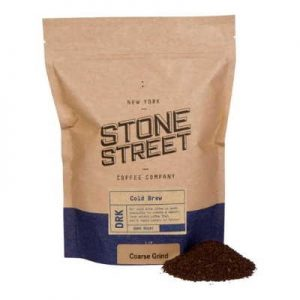 Cold Brew Reserve Colombian Single Origin Coarsely Ground Coffee by Stone Street Coffee