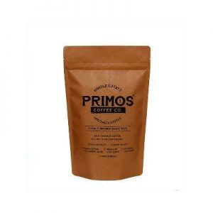 French Press Specialty Coffee, Coarsely Ground, Primos Coffee Co (Medium Roast, 12 Oz)