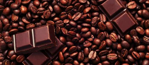 do chocolate covered espresso beans have caffeine