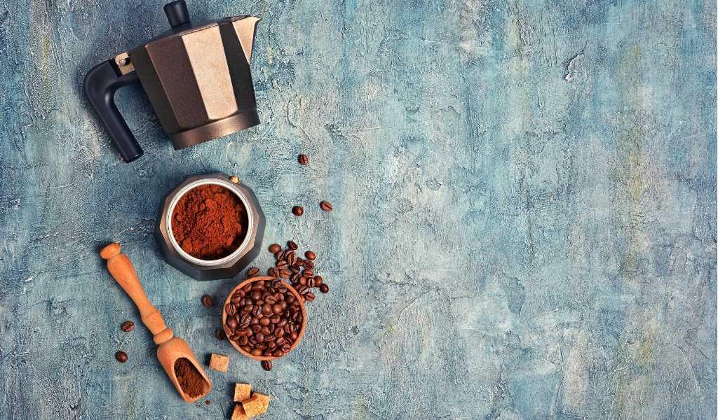 coffee maker moka pot