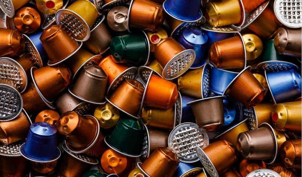 are coffee capsules bad for health