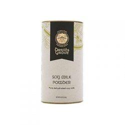 Druids Grove ORGANIC Soy Milk Powder Vegan ⊘ Non-GMO Gluten-Free OU Kosher Certified - 8 oz.